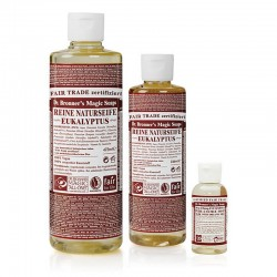 Flüssigseife Eukalyptus - Dr Bronner's