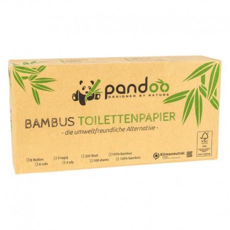 Toilettenpapier aus Bambus - Smooth Panda