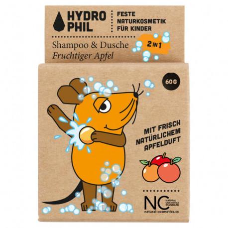 Festes 2in1 Shampoo & Dusche für Kinder